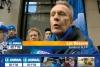 <i>Luc Bessem aan de micro bij RTL</i>
